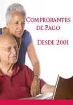Comprobante de Pago desde 2001