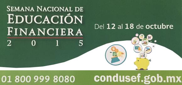 EDUCACIÓN FINANCIERA 2015